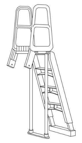Hercules Hercules Main Access Easy Step Entry Frame