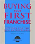 Buying Your First Franchise: Options...