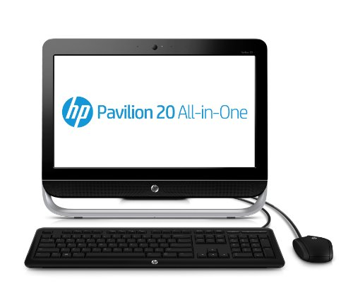 HP Pavilion 20-b310 20-Inch All-in-One Desktop