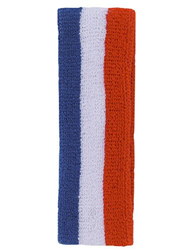American Flag USA Headband (Red White Blue Headband compare prices)