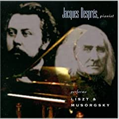 Works By Liszt & Mussorgsky