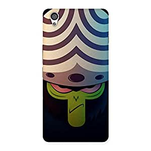 Stylish Green Black Mojo Back Case Cover for OnePlus X