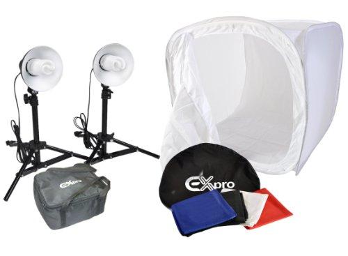 Ex-Pro Photographic lighting Cube 24 ' x 24 ' / 60cm x 60cm Black Friday & Cyber Monday 2014