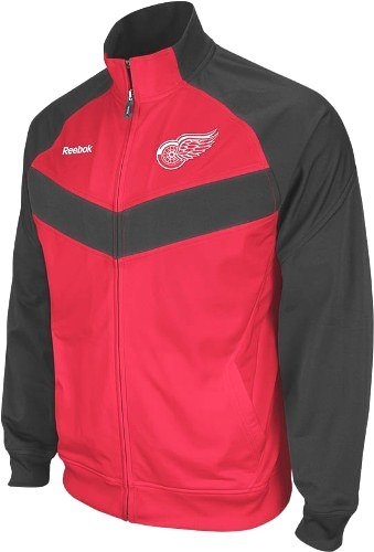 NHL Detroit Red Wings Center Ice Travel Jacket