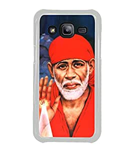 Sai Baba Sai Ram 2D Hard Polycarbonate Designer Back Case Cover for Samsung Galaxy J2 J200G (2015) :: Samsung Galaxy J2 Duos :: Samsung Galaxy J2 J200F J200Y J200H J200GU