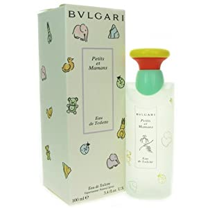 Bvlgari Petits By Bvlgari For Women. Eau De Toilette Spray 3.4-Ounces