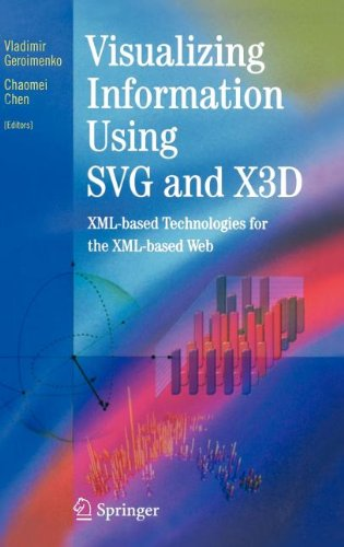 Visualizing Information Using SVG and X3D: XML-based Technologies for the XML-based Web
