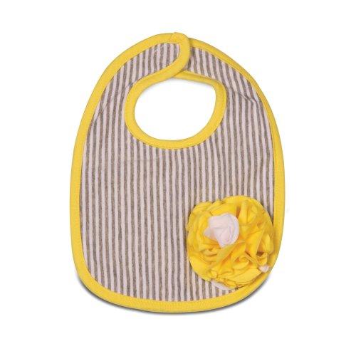 "Pavilion Gift Company Baby Bib, Sunshine, 6"""