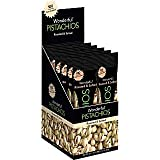Wonderful® Pistachios; 100 Calorie, 1.25-oz., 12 Bags per Box