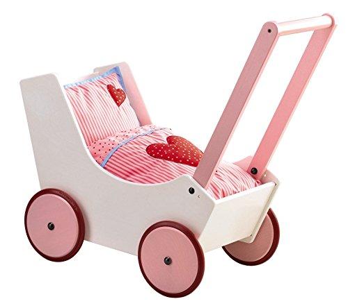 HABA 950 - Puppenwagen Herzen