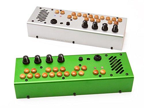 Critter & Guitari クリッター&ギターリ モバイルシンセサイザー Pocket Piano (Green)