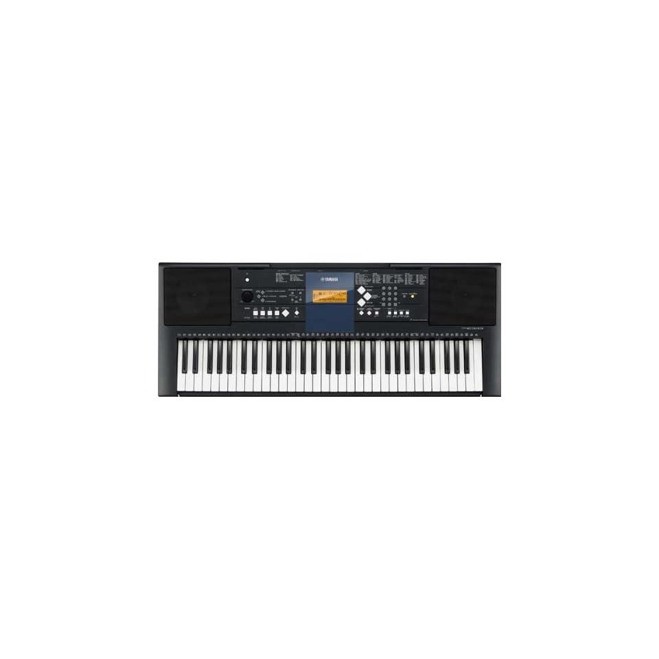 Yamaha PSRE333MM 61 Key Portable Keyboard