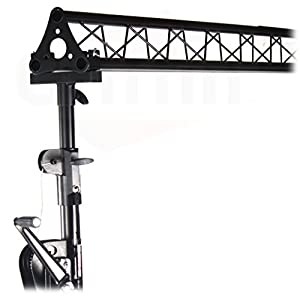 Griffin Crank Up Truss Triangle DJ Light Stage Stand Lighting Trussing Speaker PA System