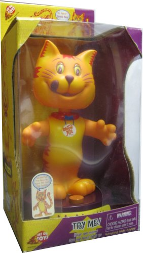 "Meow Mix ""Mr. Meow"" Bobble Head - 1"