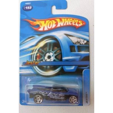 Hot Wheels 2005 # 153 Jester Blue 2005-153 - 1