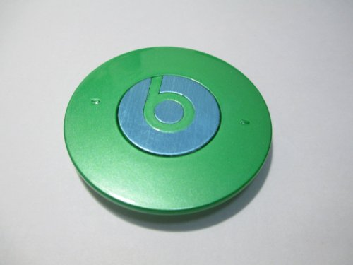 Oem Replacement Battery Cover For Monster Dre Beats Studio Green