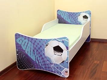 Best For Kids Kinderbett 70x140 Goal Matratze Lattenrost