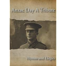 Anzac Day A Tribute