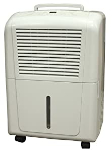 Soleus Air DP1-30E-03, 30 Pint Portable Energy Star Dehumidifier, with Humidistat