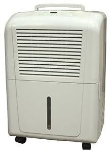 Soleus Air DP1-30E-03, 30 Pint Portable Energy Star Dehumidifier, with Humidistat