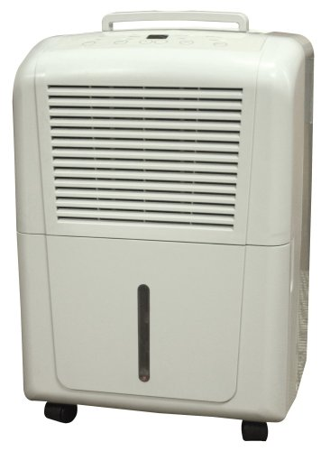 Soleus Air DP1-30-03, 30 Pint Portable Energy Star Dehumidifier, with Humidistat