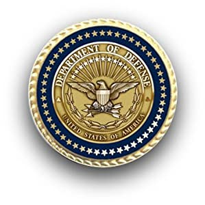 Department of Defense Presidential Tie Tac / Lapel