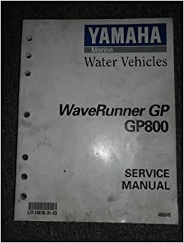 1998 1999 2000 2001 yamaha waverunner gp gp800 service. Black Bedroom Furniture Sets. Home Design Ideas