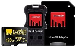 Strontium Nitro Micro SDHC UHS-1, Class 10, 128GB