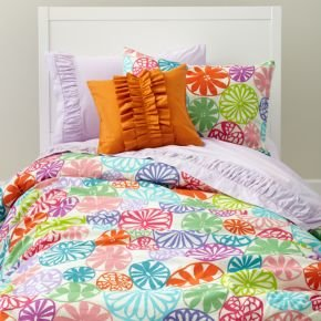 Weekly Deals For Our Customers. Buy Kids Bedding: Colorful Girlsu0027 Duvet  Cover Now