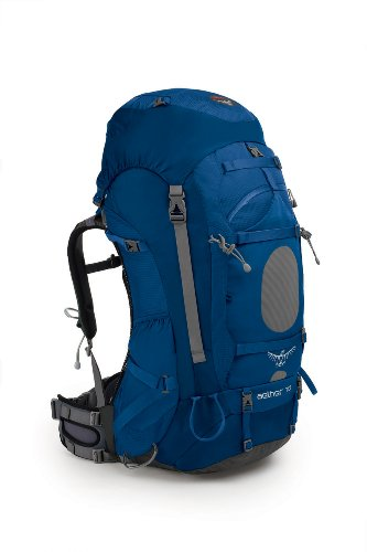 Osprey Aether 70 Backpack (Dusk Blue, Medium)