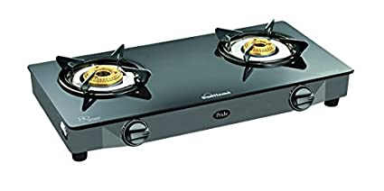 Sunflame Pride 2 Burner Gas Cooktop