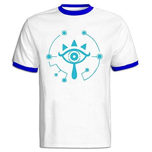 FrankTee -  T-shirt - Uomo Blau XXL