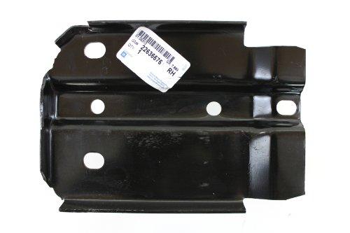 Genuine gm parts 22636676 passenger side front bumper for Genuine general motors parts