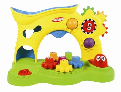 Hasbro - Playskool Explore 'N Grow Musical Gear Centre - 1