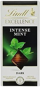 Lindt Excellence Bar, Intense Mint, 3.5 Ounce