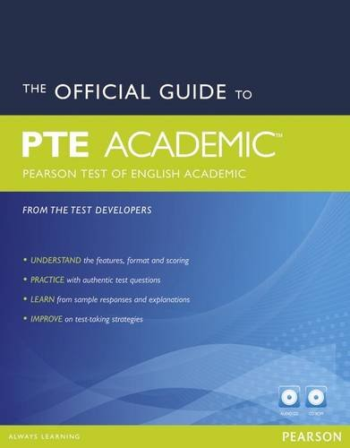 The Official Guide to the Pearson Test of English Academic New Edition Pack (Pearson Tests of English) Image