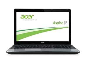 Acer Aspire E1-531-B9604G75Mnks 39,6 cm (15,6 Zoll) Notebook (Intel Pentium B960, 2,2GHz, 4GB RAM, 750GB HDD, Intel HD, DVD, Win 8) schwarz