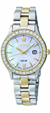 Seiko Womens SUT074 Dress-Solar Classic Watch