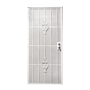 Leslie locke 57136x80w catalina 36 inch by 80 inch for 36 inch storm door