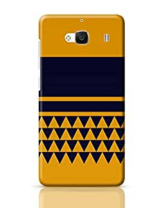 PosterGuy Redmi 2 Case Cover - Tribal | Designed by: Yash Kochhar
