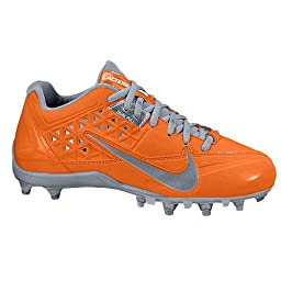 Nike Women\'s Speedlax 4 LE Total Orange/Stealth 5.5 B - Medium