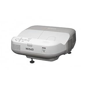 Epson EB-485W Vidéoprojecteur 3 LCD 1280 x 800 USB/RJ45/VGA/HDMI Gris/Blanc