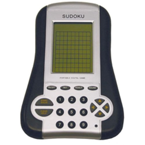 Cheap Homier Homier Sudoku Electronic Game (B001UOYEUM)
