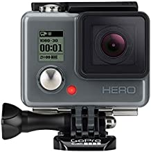 GoPro HERO - Videocámara deportiva (5 Mp, sumergible hasta 40 m)