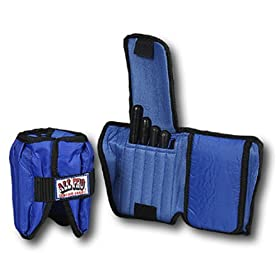 All Pro 10 lb Adjustable Ankle Weights (pair)
