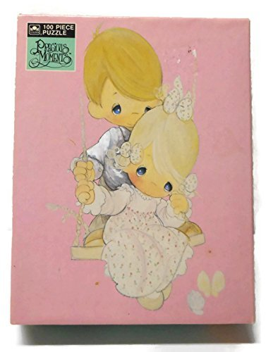 Precious Moments 100 Piece Jigsaw Puzzle - 1