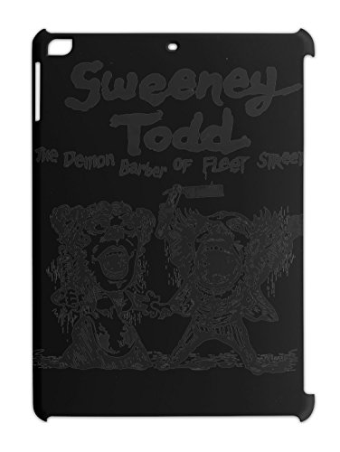 sweeney-todd-movie-poster-ipad-air-plastic-case