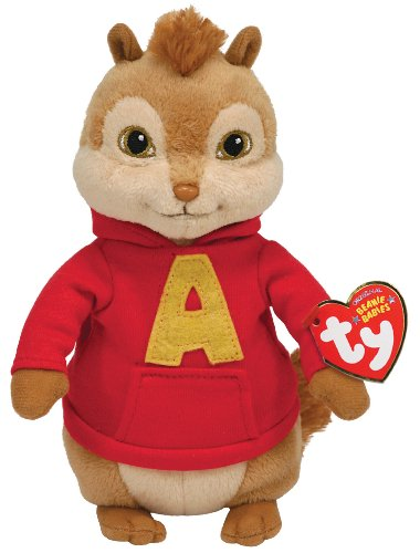 Ty Beanie Baby Alvin, Alvin and the Chipmunks