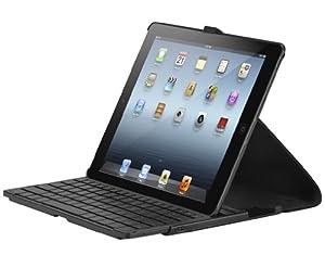 Targus Versavu Keyboard Case for iPad Air, Black (THZ192US)