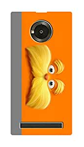 SWAG my CASE PRINTED BACK COVER FOR MICROMAX YUPHORIA Multicolor